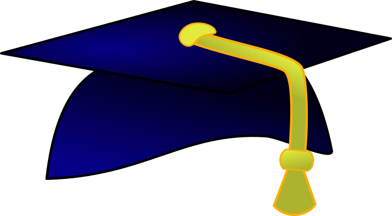 university hat by egore911 - A graduation hat.