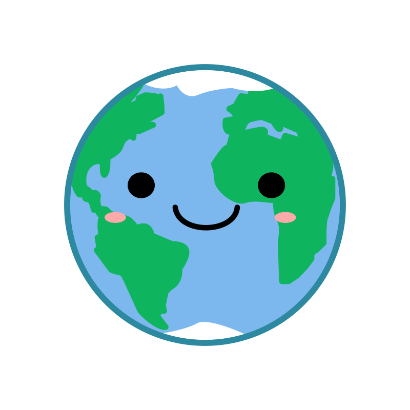 cute planets transparent - photo #1