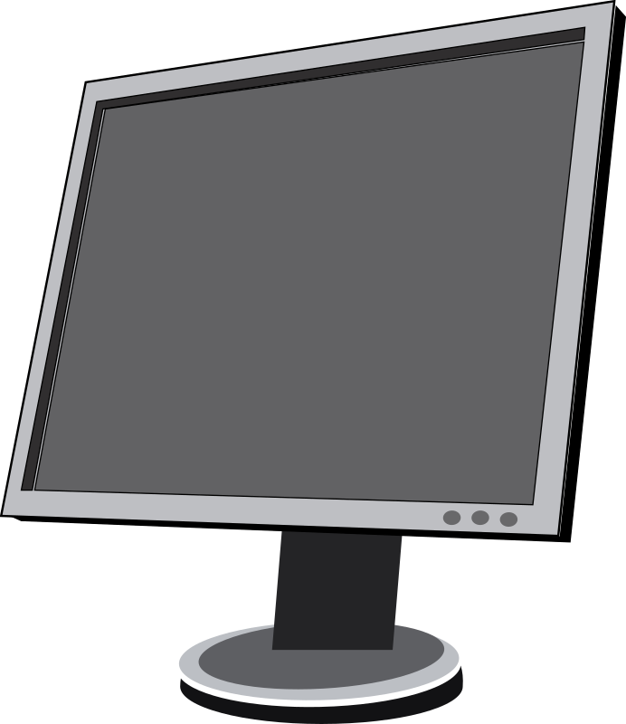 screen by spacm - A lcd screen