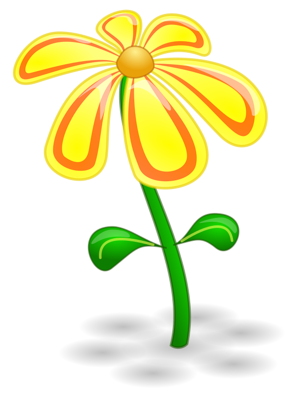 Flower by egore911 - This is a flower I drew for a private easter e