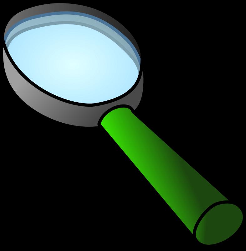 Clipart Magnifier