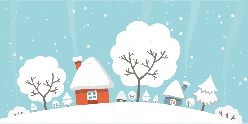 Christmas Theme Trees
