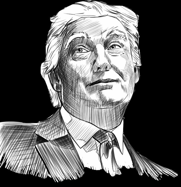 Clipart - Donald Trump...