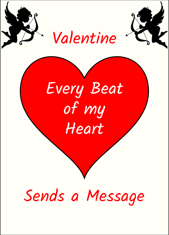 clipart valentines day cards - photo #31