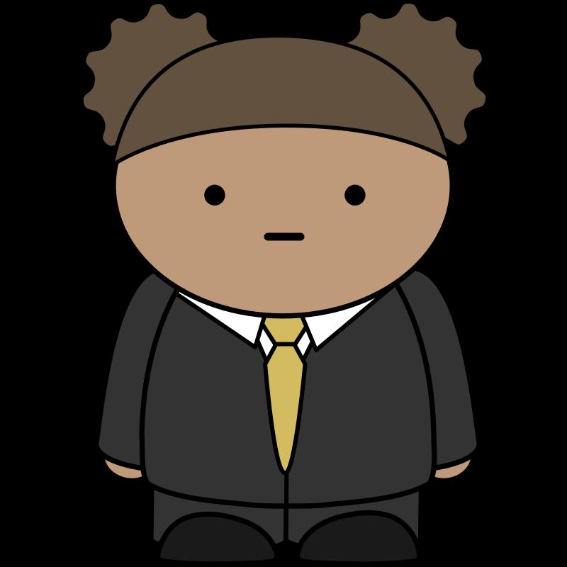 business suit clip art
