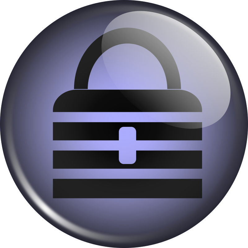Keepass dock icon by coredump - A dock icon for keepass I made from scratch