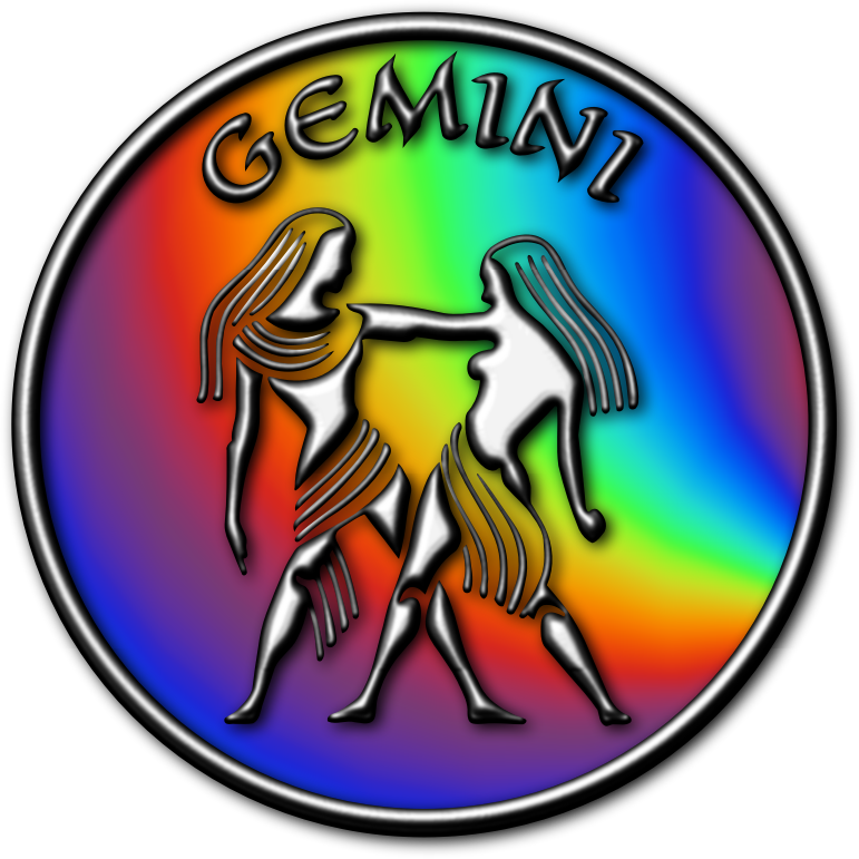Clipart Gemini Drawing 6