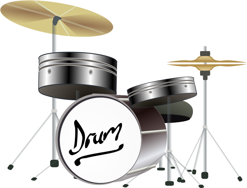 Drum Kit by TheresaKnott