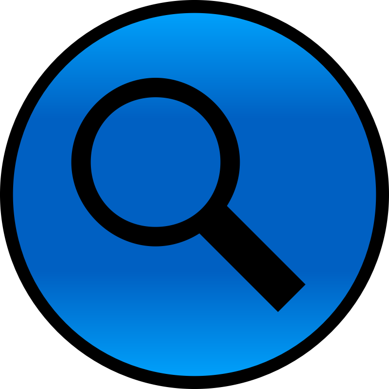 Clipart Zoom Button