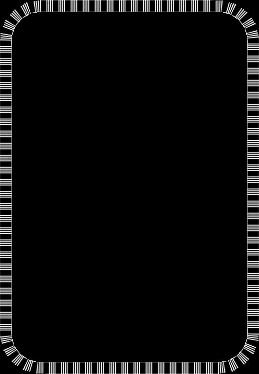 Clipart - Border 55 (A4 size)