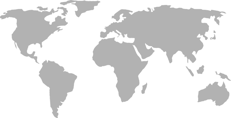 Clipart World Map - Japan map png