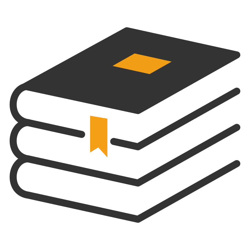 Clipart - Icon book
