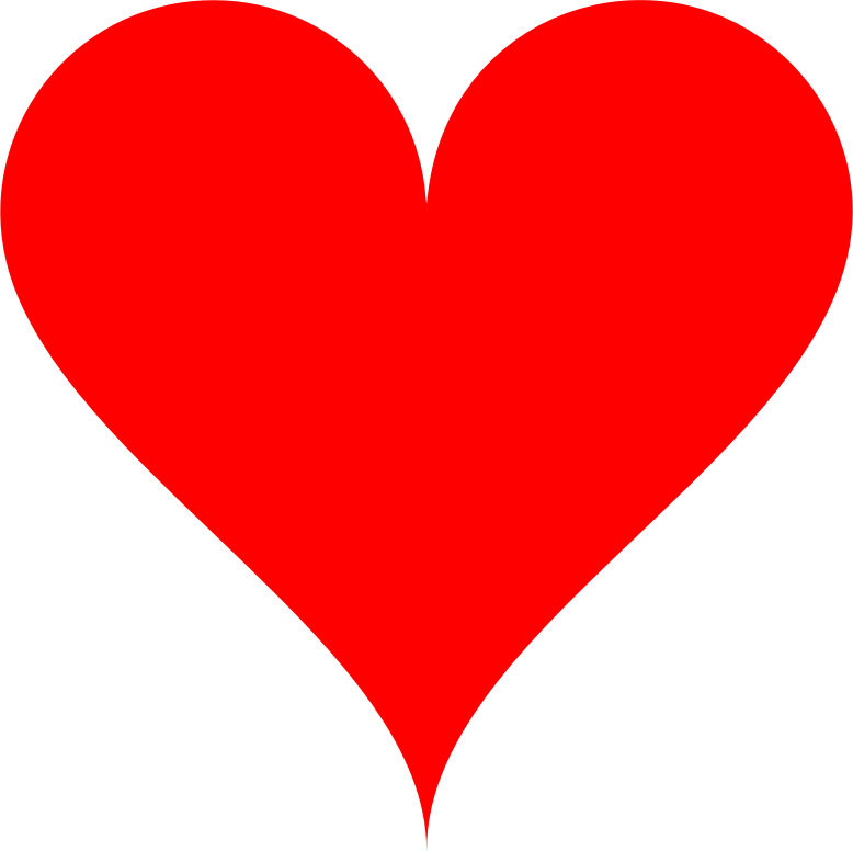 clipart red heart 4 clip art heart outline clip art hearts free
