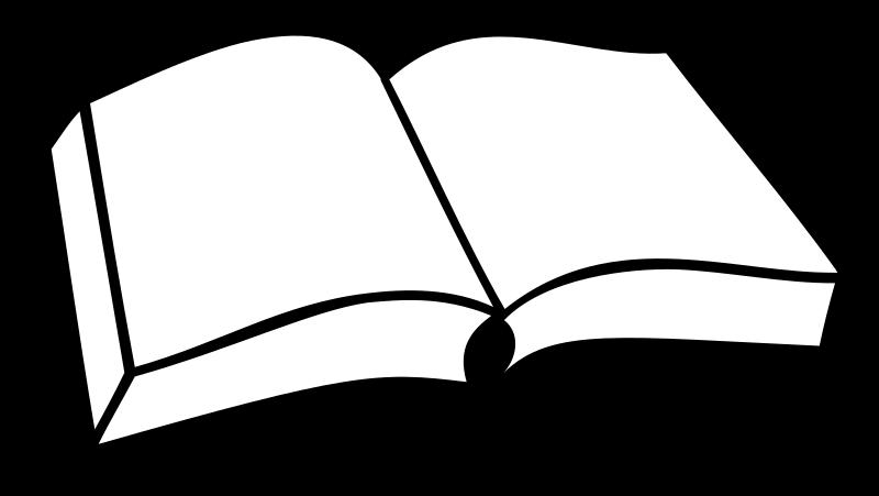 clipart open book remixed