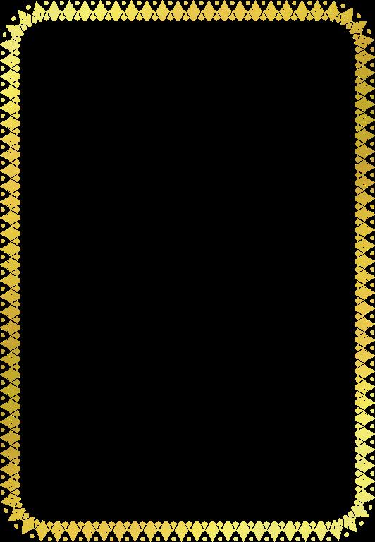 Clipart Border 58 A4 Size