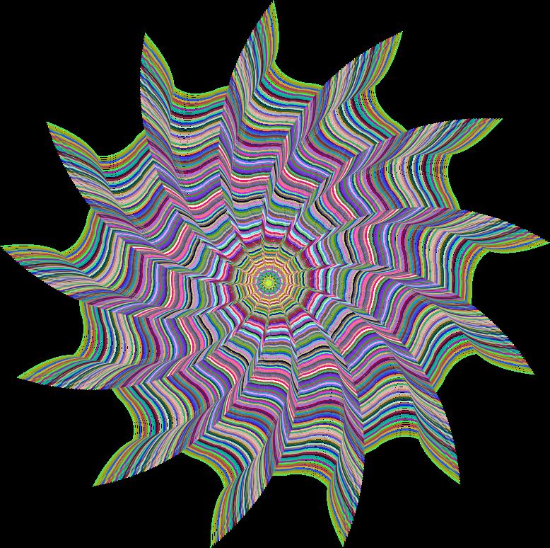 Line Art No Background : Clipart prismatic vortex line art no background