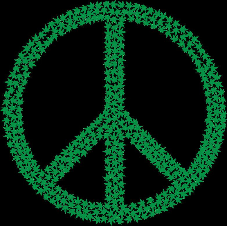 clipart marijuana peace sign marijuana leaf clip art png marijuana leaf clip art with heart
