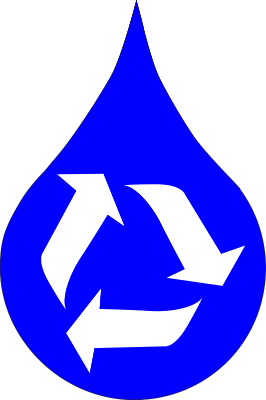 Recycle water (blue) by ksd5