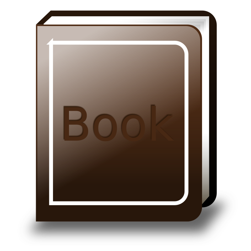 Brown Book by ronoaldo - A simple brown book
