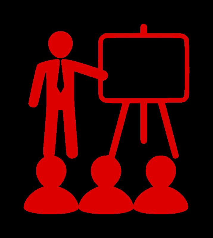clipart teaching icon clipart of a teacher in front of a class clip art of a teacher's desk