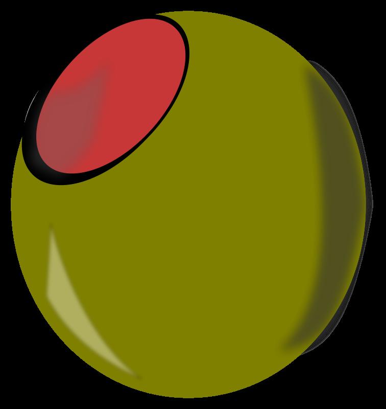 Clipart - olive - 74.7KB