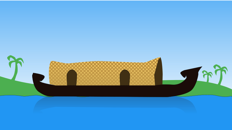 houseboat clipart - photo #44