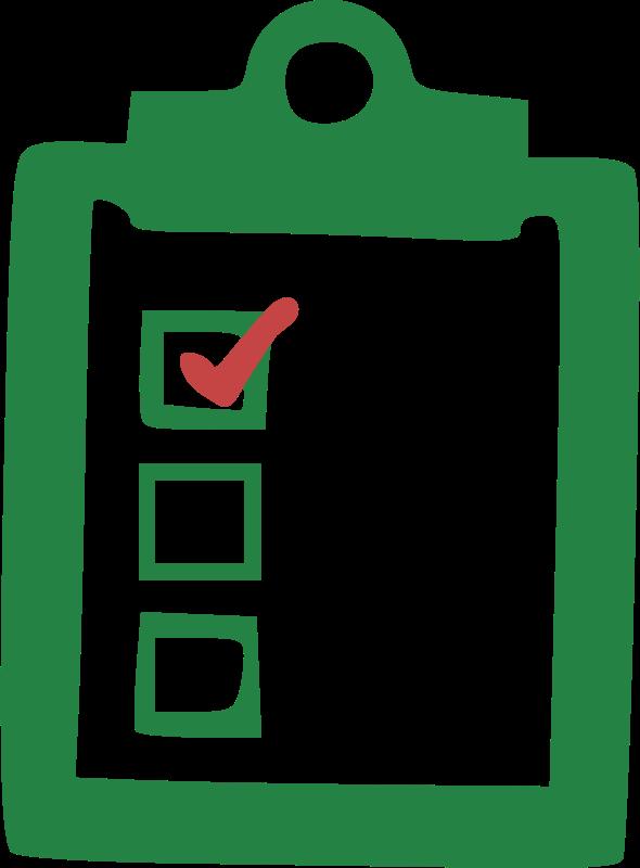 Clipart Checklist
