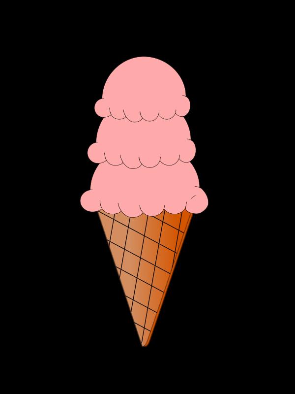 лаконичное фото мультяшных мороженое вариантом