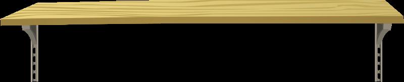 Clipart - Shelf from Glitch