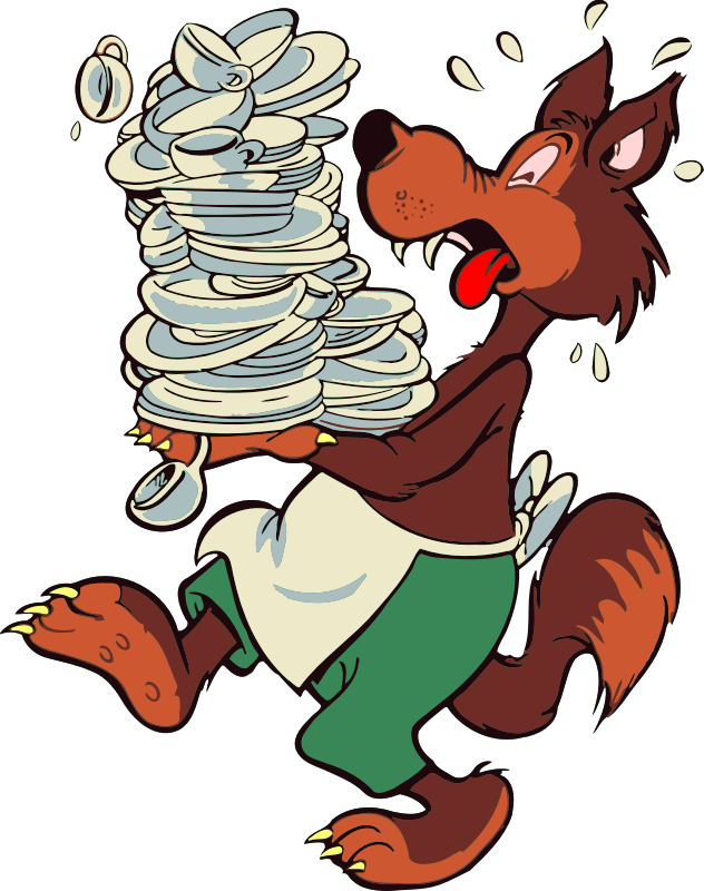 clipart wolf dishwasher comic book clipart free comic book clipart no background