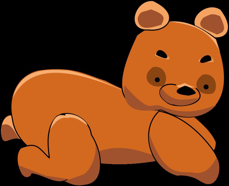 Clipart - Teddy bear