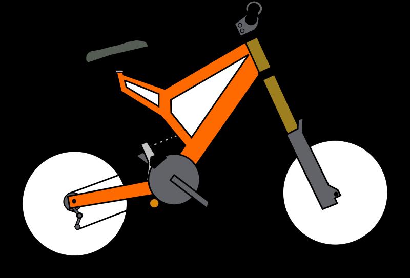 Clipart - bike