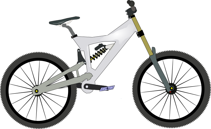 bike - downhill by Machovka -