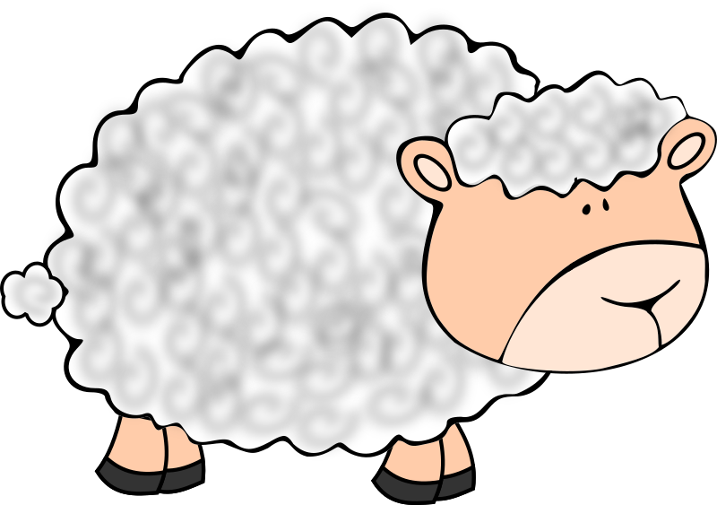 Funny sheep by gmad -