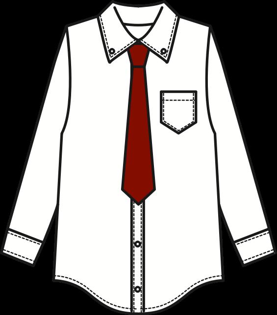 clipart tie clipart white shirt and tie tie clip art