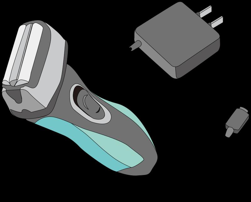 Clipart Electric Shaver Razor
