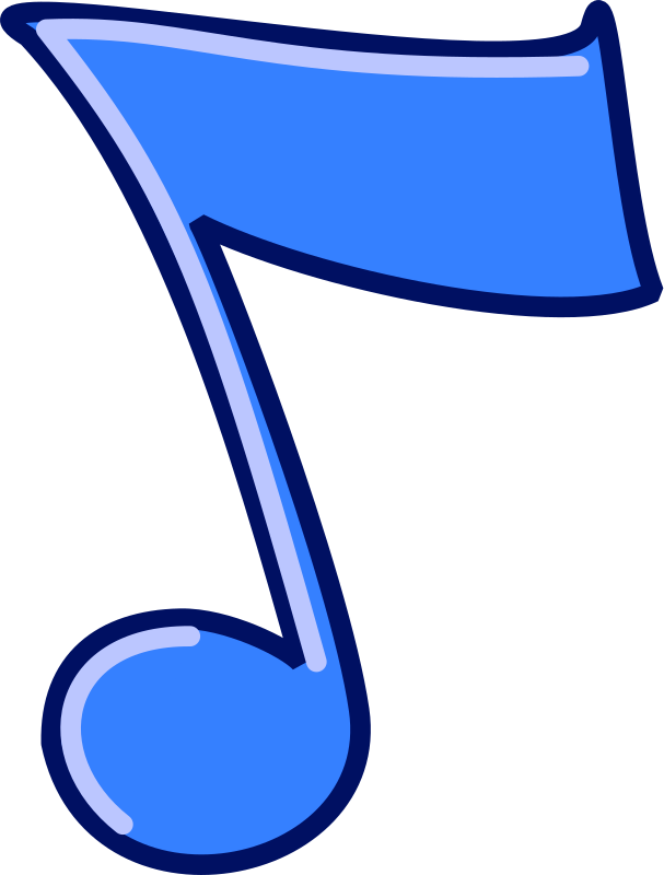 Musical note by mbtwms