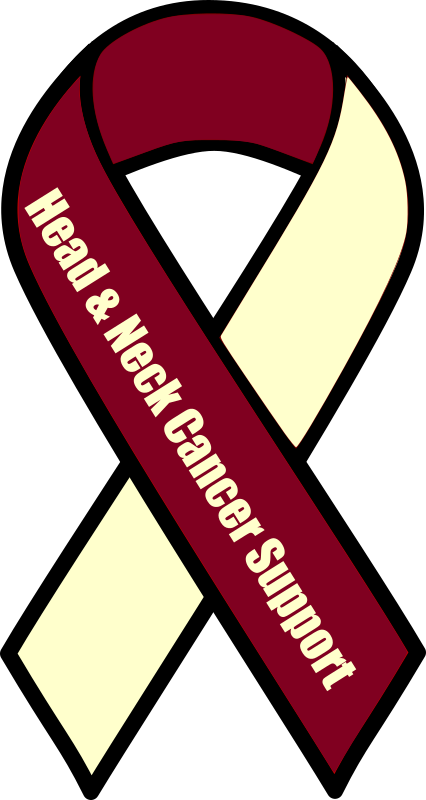 Clipart Head And Neck Cancer Support