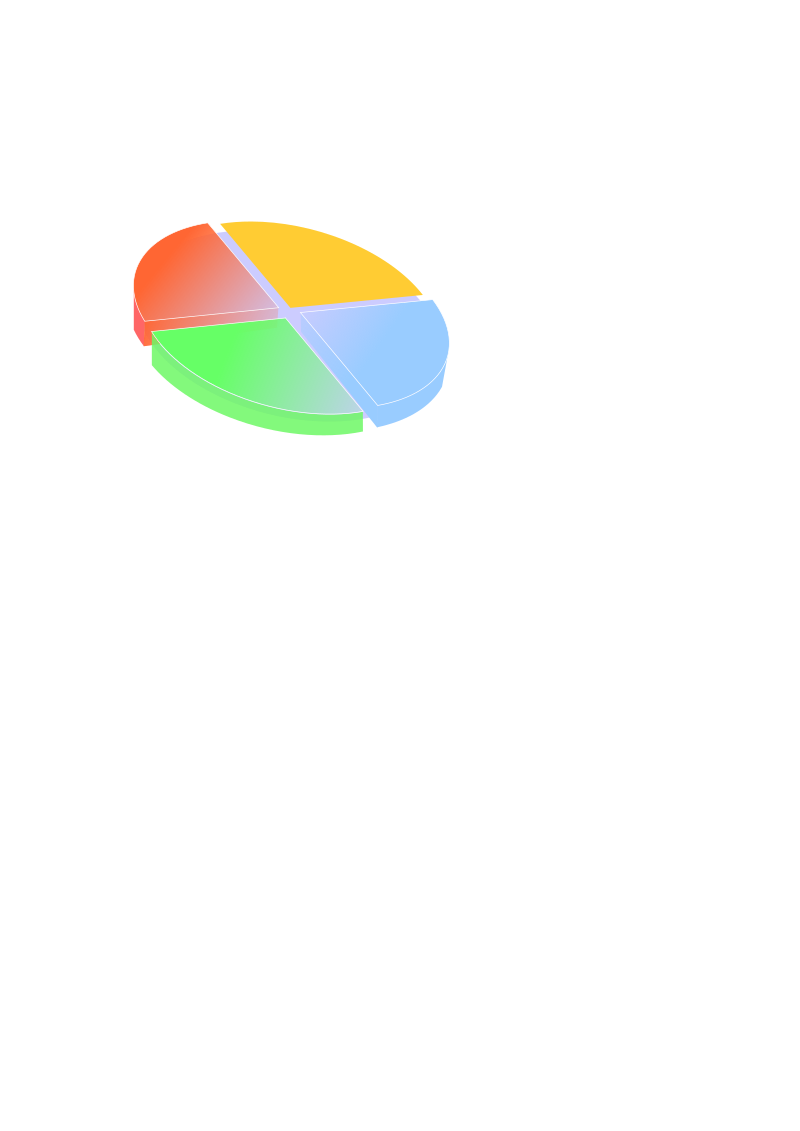 pc pie by fafil - Pie logo made fro pie charts.