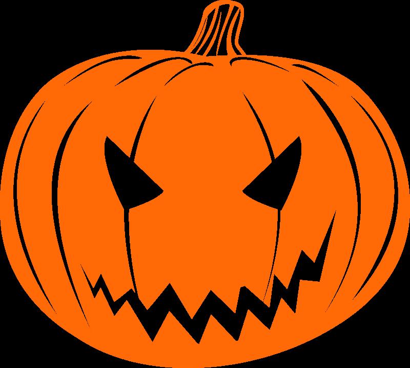 pumpkin jack-o-lantern plant