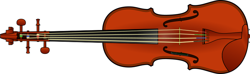 Vilolin by dStulle - a rather realistic violin with some details.