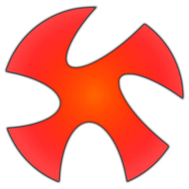 The Red X by usiiik - Icon X