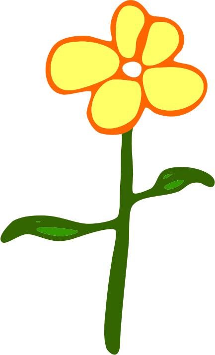 Flower by jgm104 - A simple illustration of a flower.