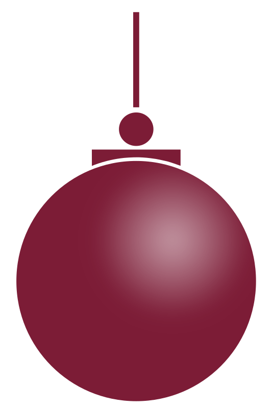 Images Of Christmas Balls Vector Png