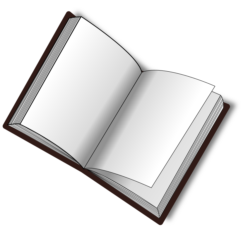 Book by MajinCline - A book that is opened