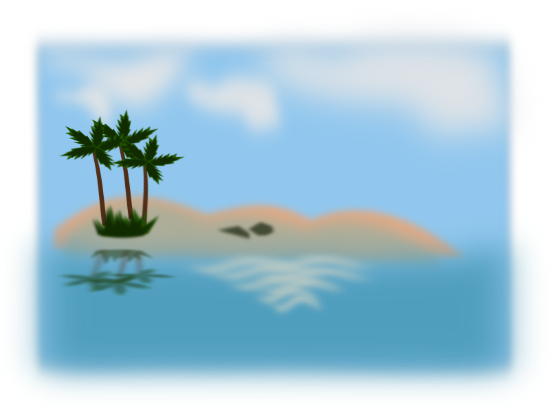 vista by silvia2k1 - An island scene