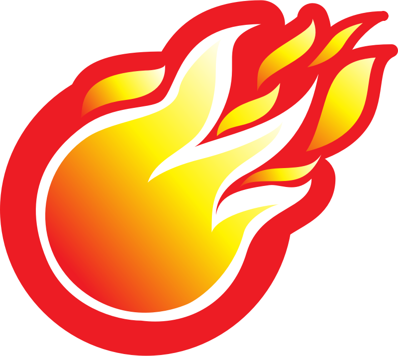 Fire Ball Icon by georges-dahdouh - Fire Ball Icon