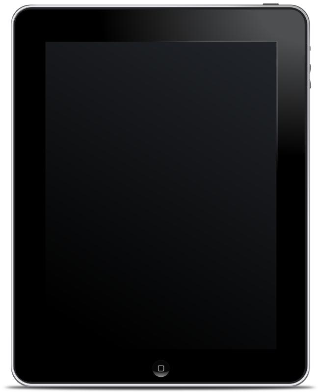 iPad by BenBois