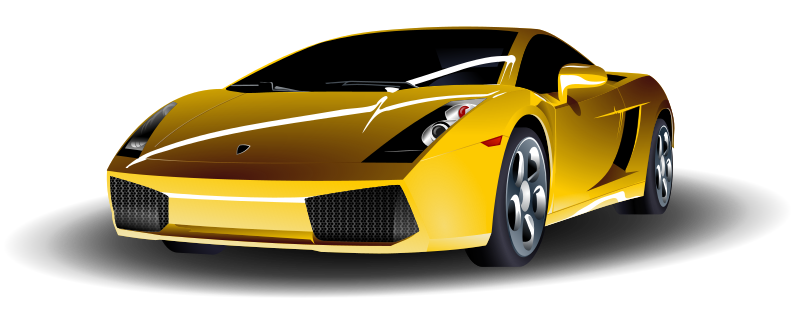 Sports Car by TheStructorr - A sports car nice and crips for driving.