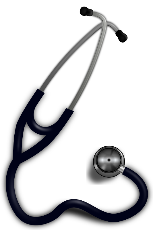 Stethoscope by metalmarious - A some what photo-realistic stethoscope